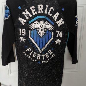 Women's American Fighter 3/4 length